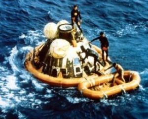 Apollo 11 WaterLanding