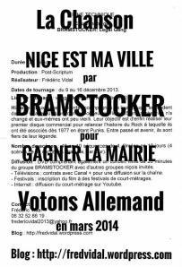 BRAMSTOCKER ALLEMAND