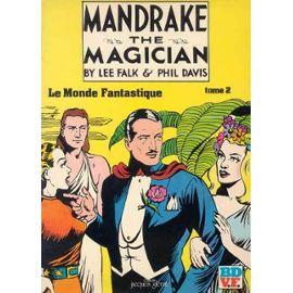 Davis-Phil-Mandrake-Le-Magicien-N-2---Le-Monde-Fantastique-Livre-834054498_ML