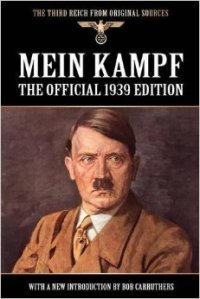 The danger is Mein Kamp by Adolf Hitler. The project of US Presidnetial candidate Frederic Vidal, PhD to reply to this anti-masterpiece by his own version of a fight to promote the Jews, My Victory, is crucial for our Democracies in order to stop definitely the risk of antisemitism. Fuller means No More Hitler.