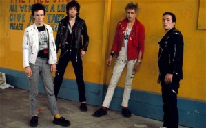The Clash is upcoming. The band was perfectly organized to be elected Punk #1.