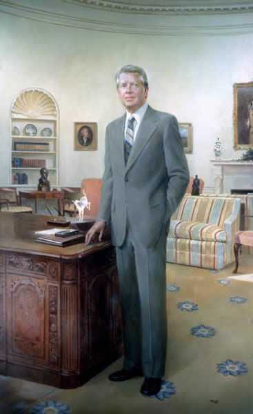 President_Carter_National_Portrait_Gallery