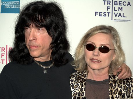 Marky_Ramone_and_Debbie_Harry_at_the_2009_Tribeca_Film_Festival